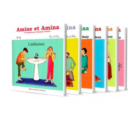Collection Amine et Amina (6 Titres)