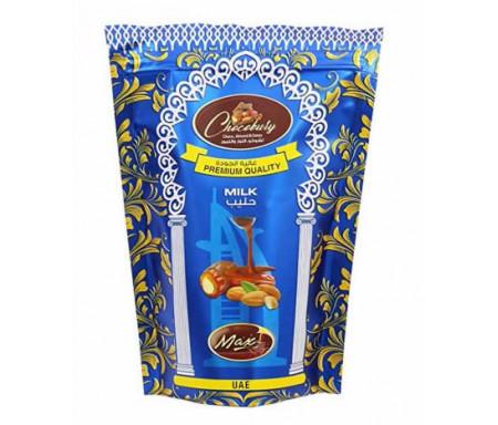 Dattes enrobées de Chocolat au Lait avec Amandes 100gr