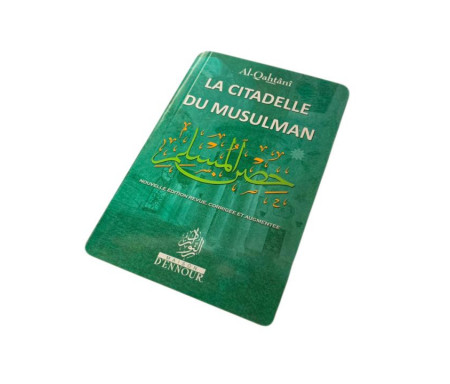 La Citadelle du Musulman Vert, Français Arabe et Phonétique - Format de Poche