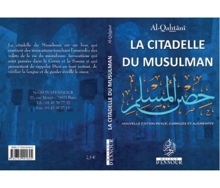 La Citadelle du Musulman Bleu, Français Arabe et Phonétique - Format de Poche