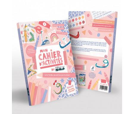 Mon Cahier d'Activités du Monde des Houroufs + 48 cartes Bonus