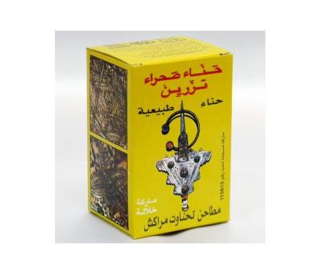 Henne 100% Naturel Sahara Tazarine Tatouages - 125g