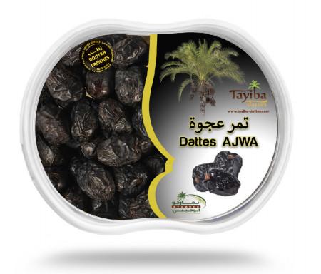 Dattes Ajwa Ohoud (Médine) - Boite de 1kg