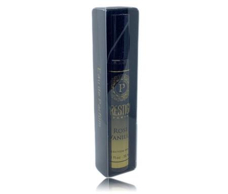 Rose Vanille - Eau de Parfum Mixte Homme et Femme 33ml - Collection Prestige