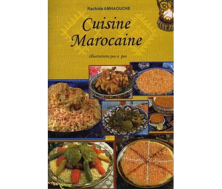 Cuisine Marocaine - Illustrations Pas à Pas