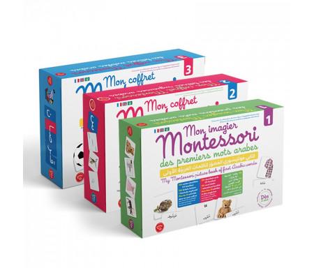 Pack Coffret Montessori Graines de foi