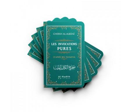 Pack 5 invocations pures Vert (authentifié par Al-Albânî)