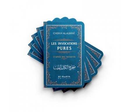 Pack 5 invocations pures Vert (authentifié par Al-Albânî)