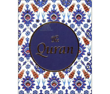 The Quran : Le Saint Coran en anglais format Poche