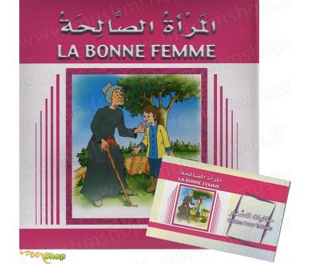 La Bonne Femme (Livre + K7)