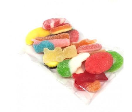 Bonbons Halal mélange Sachet de 100gr