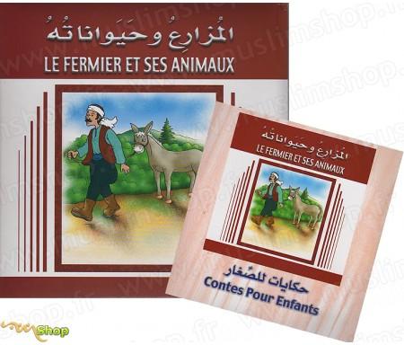 Le Fermier et ses Animaux (Livre + CD)