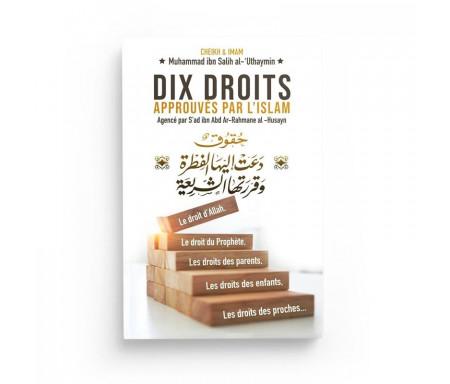 Dix droits approuvés par l'Islam - Bilingue (Français- Arabe)