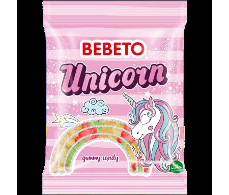 Bonbons Halal Licorne - Bebeto - Sachet 80gr