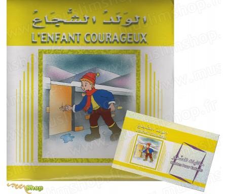 L'Enfant Courageux (Livre + K7)