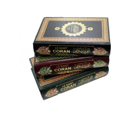 Le Noble Coran et la Traduction en Langue Française de ses Sens - Français / Arabe - Traduction Mohammad Hamidoullah