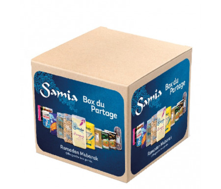 Box du Partage de Ramadan - Ramadan Moubarak