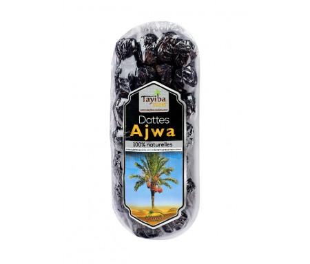 Dattes Ajwa Ohoud (Médine) 100% Dattes fraîches d'Arabie Saoudite - 300gr Ravier