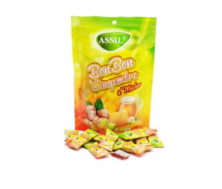 Bonbons Gingembre Halal (sans matière grasse) à Mâcher - 100gr