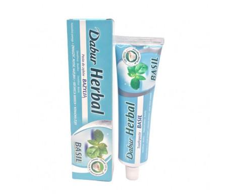 Dentifrice Herbal Basilic sans fluor - 100gr