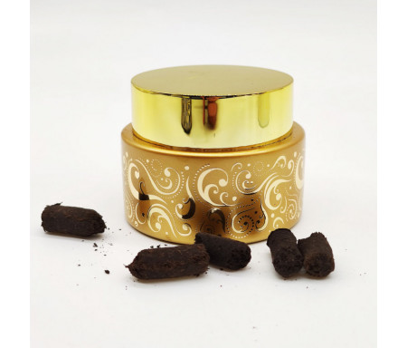 Encens Bakhour Khadija aux huiles parfumées - 70g