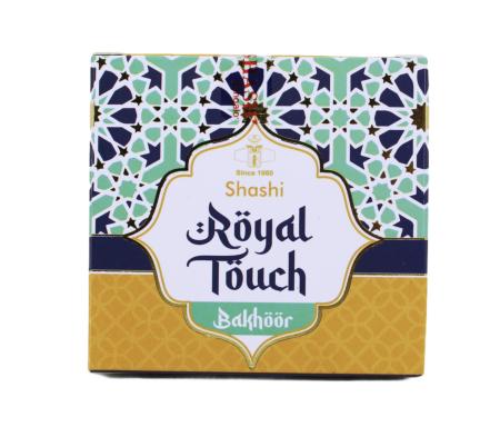 Encens Bakhoor Royal touch - Shashi