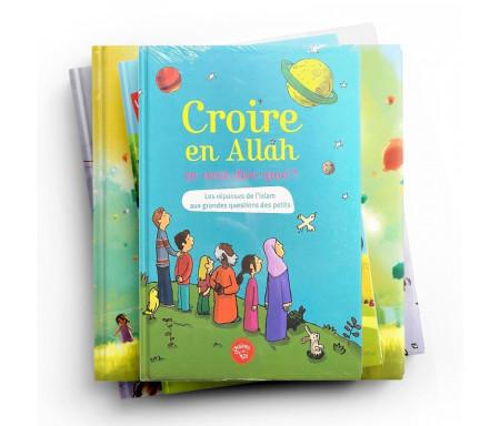Pack : Pour mon enfant (4 livres) de l'Edition Graines de foi