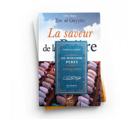 Pack : Cadeau Pour mon frère (3 livres) La Saveur de la Prière / Les Invocations pures / Comment augmenter ma foi
