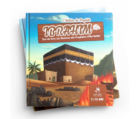 Pack de 6 livres MuslimKid pour les 7/12 ans