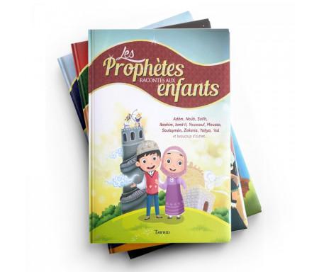 Pack Histoires racontées aux Enfants (5 livres) : Les Prophètes / Les Compagnons / Mohammad / Le Coran et Les Animaux