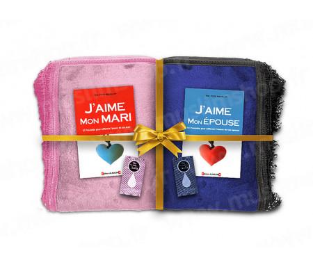 Coffret / Pack Cadeau Couple et Mariage