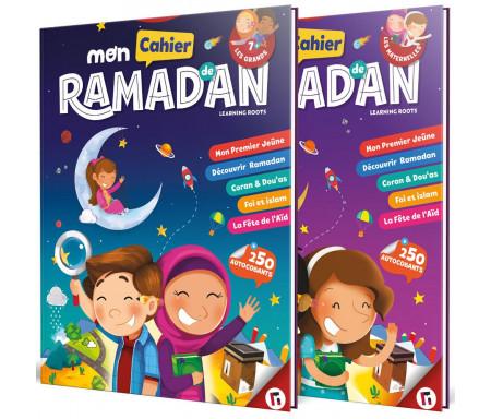 Collection Mon cahier de Ramadan - Maternelles et Primaires