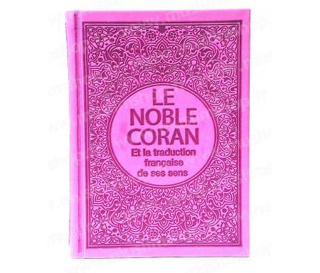 Le Saint Coran Arabe - Français (Format Poche) - Bleu