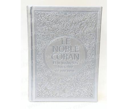 Le Saint Coran Arabe - Français (Format Poche) - Mauve