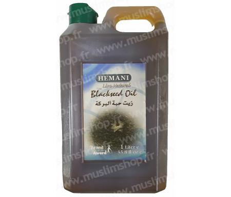 "Huile de Graine de nigelle ""Habba Sawda"" (1 litre) - Black seed Oil"