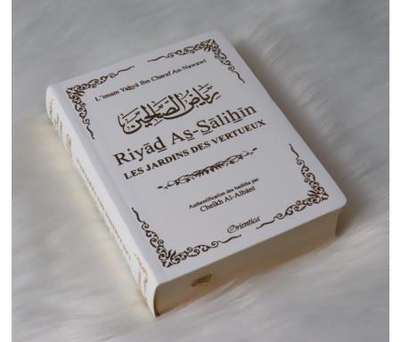 Riyâd As-Sâlihîn - Les Jardins des Vertueux (Le Riad en format de poche couleur Blanc doré)