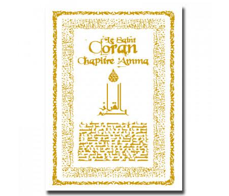 La Citadelle du Musulman (Blanche) Arabe-Français-Phonétique