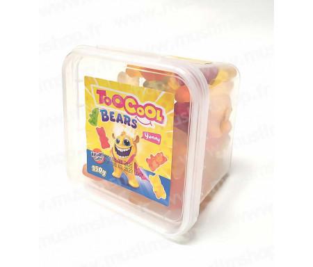 """Bonbons Halal Gélifié """"Mix Worms"""" (Vers lisse) - 150g"""