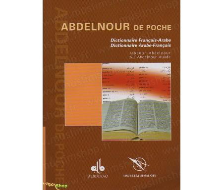 Abdelnour de poche Francais-Arabe / Arabe-Francais