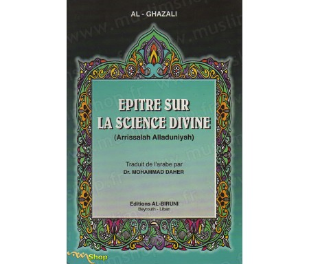 Epitre sur la Science Divine