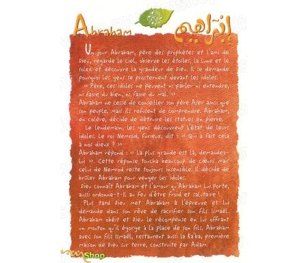 Carte Postale Abraham