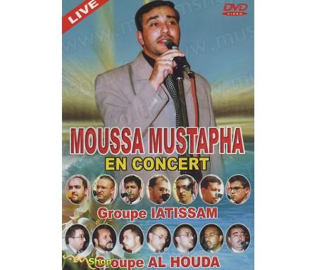 Moussa MUSTAFA en Concert