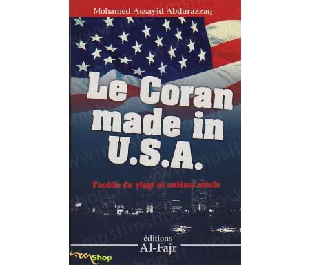 Le Coran made in U.S.A - Facétie du vingt et unième siècle