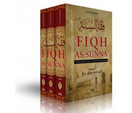 Fiqh As-Sunna : l'intelligence de la norme prophétique (3 Volumes)