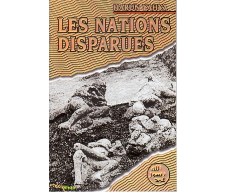 Les Nations Disparues - Grand format