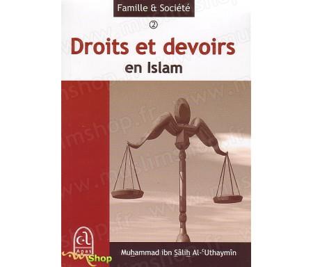 Droits et Devoirs en Islam