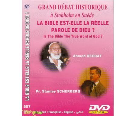 La Bible est-elle la Réelle Parole de Dieu ?