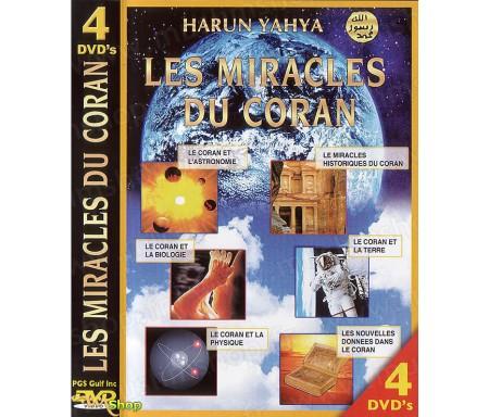 Les miracles du coran (4 DVD). La Science moderne révèle les nouveaux miracles du Coran