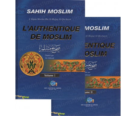 L'Authentique de Moslim - Volume 1 et 2