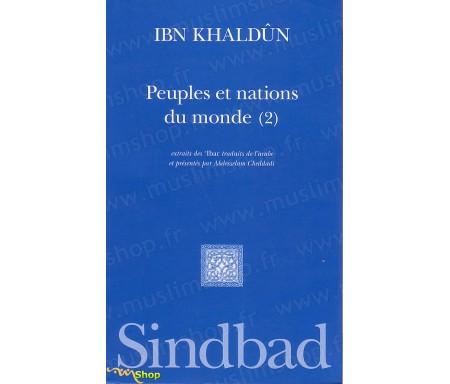 Peuples et Nations du Monde (Volume 1 et 2)